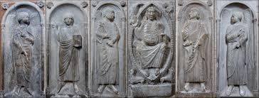 Figurenfries aus Saint-Sernin, Toulouse [bestfree]