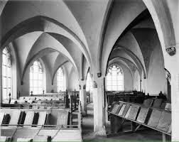 Zutphen, Walburgiskirche, Bibliotheksraum, 16. Jh. [dutch]