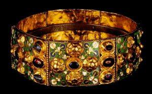 Die eiserne Krone der Langobarden [tuttosullegalline]