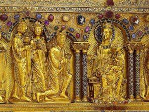 Köln, Dreikönigsschrein, 1190–1220