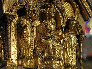 Karlsschrein, Aachen, 1182–1215 [wiki]